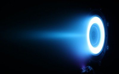 More is less? Propulsion, Ion Thrusters, and Rocket Boosters