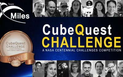 Team Miles Finish 3rd in NASA CubeQuest Challenge